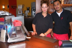Miami im Coffeeshop